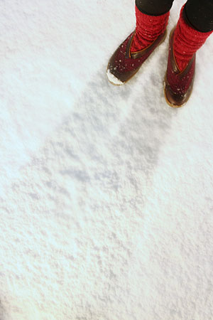 2010雪