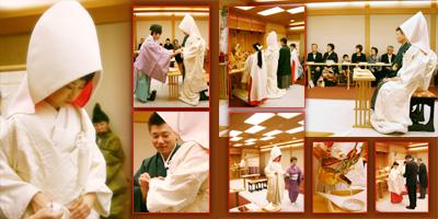 結婚式T&R写真集1