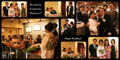 結婚式写真集TA2